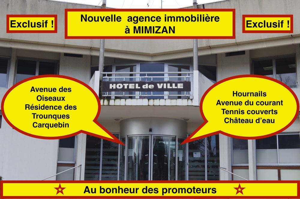 Nouvelle agence immobili re mimizan avenir for Agence immobiliere i
